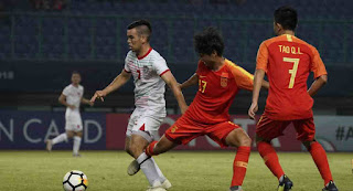 Malaysia U19 vs Tajikistan U19 Live Streaming Today 23-10-2018 U19 Asian Cup