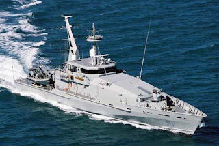 kapal Angkatan Laut Class Armidale