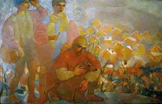 Античные мотивы. Екатерина Архипова