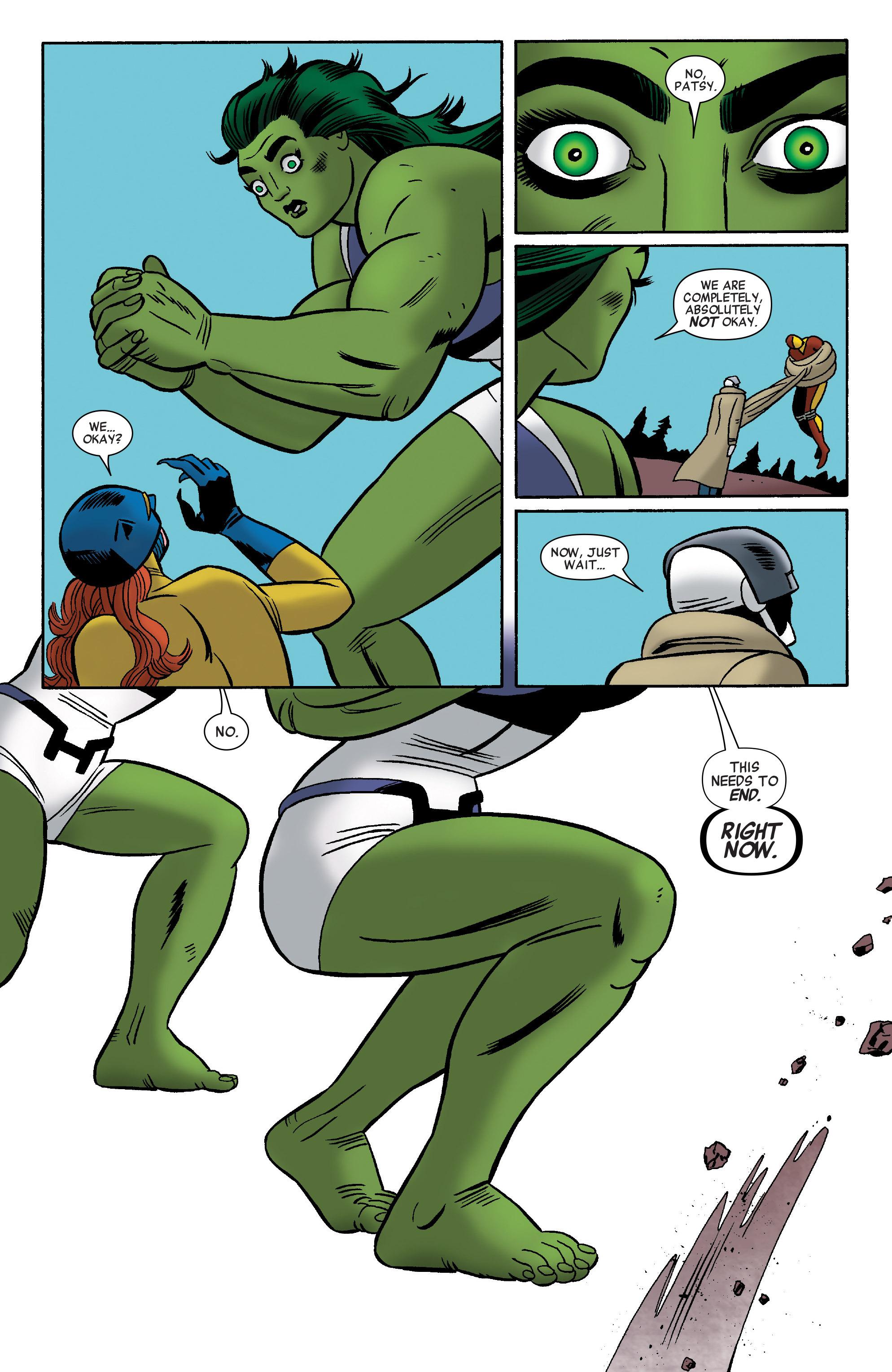 Read online She-Hulk (2014) comic -  Issue #12 - 16
