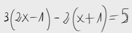 28. Ecuación de primer grado