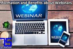 Information and Benefits of Webinars