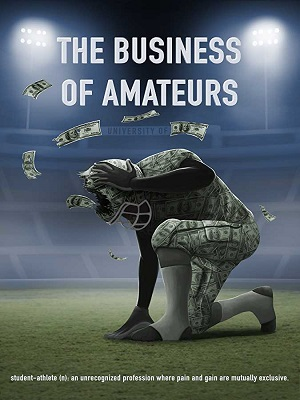 The Business of Amateurs (2016) 720p DVDRip 650mb