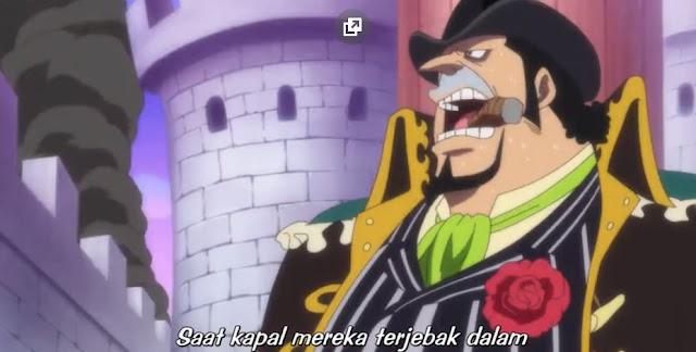 One Piece Episode 861 Sub indo