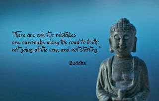 Buddha sayings about truth and mistakes picture