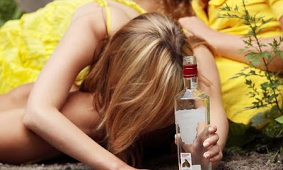 Minum Minuman Beralkohol di Usia 15 Tahun Percepat Kematian