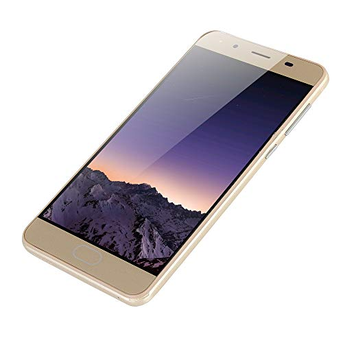 Highpot 5 Inch Ultrathin Dual SIM Cell Phone - Android 5 1 Quad-Core  512MB+4GB GSM 3G WiFi Unlocked