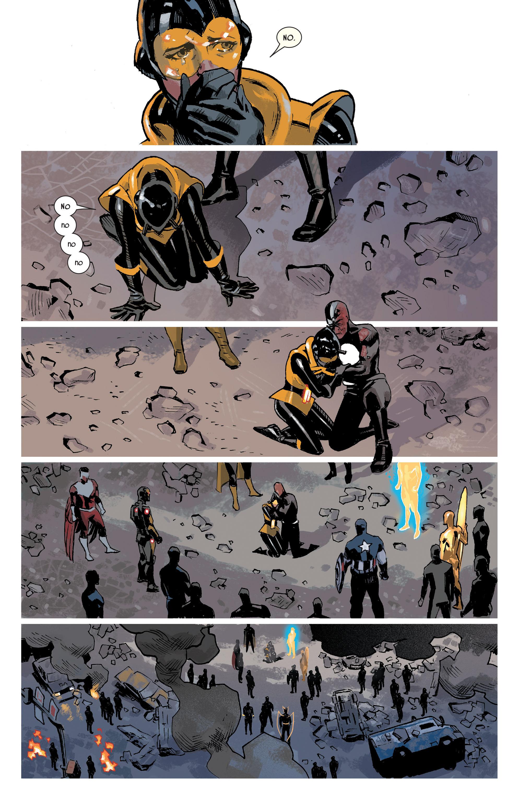 Read online Uncanny Avengers (2012) comic -  Issue #22 - 20