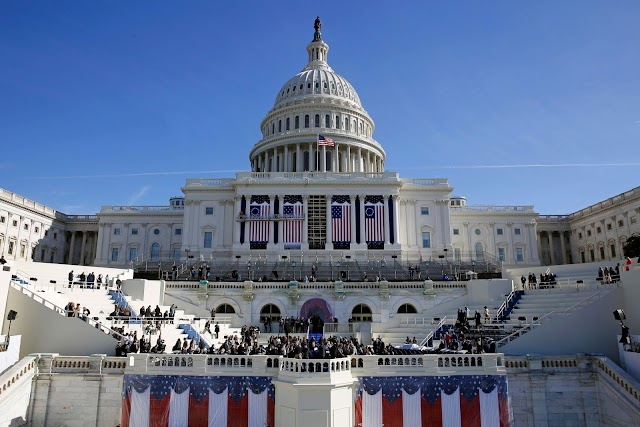 Office of Admissions Closed For Inauguration Day