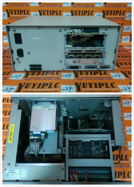 NEC FC-9821X MODEL 2 Industrial Factory Computer