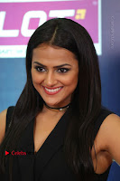 Actress Shraddha Srinath Stills in Black Short Dress at SIIMA Short Film Awards 2017 .COM 0069.JPG