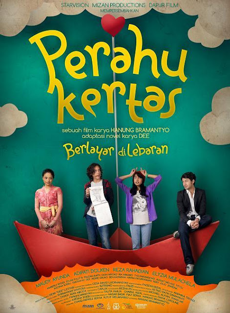 Download Film Perahu Kertas (2012) DVDRip Full Movie