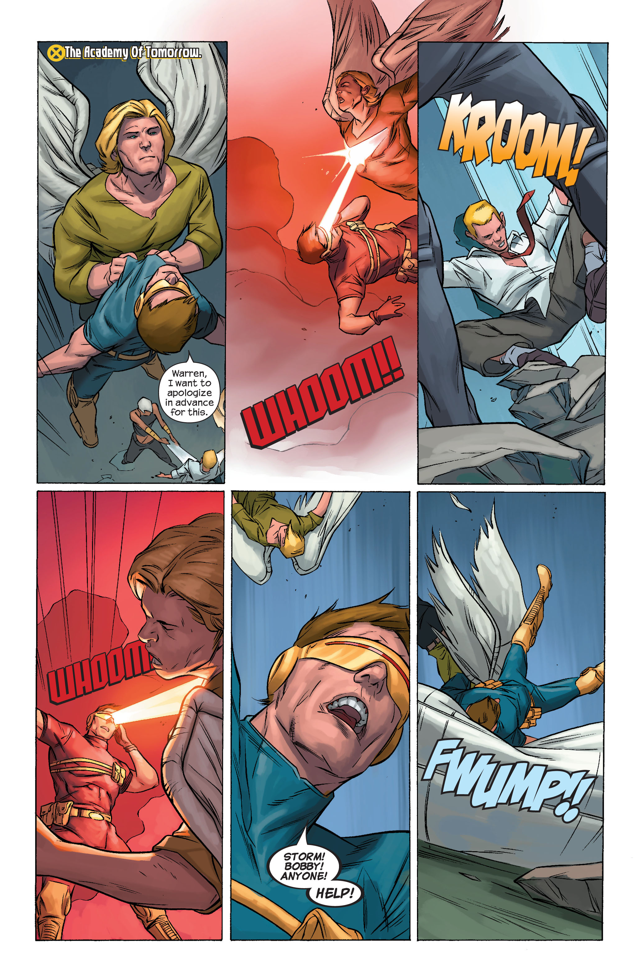 Read online Ultimate X-Men comic -  Issue #70 - 14