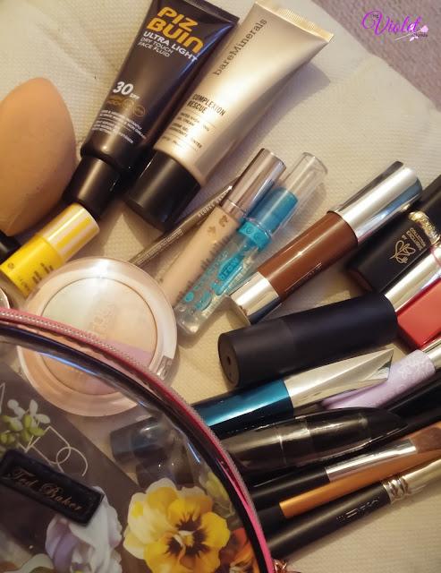 holiday makeup bag 2015