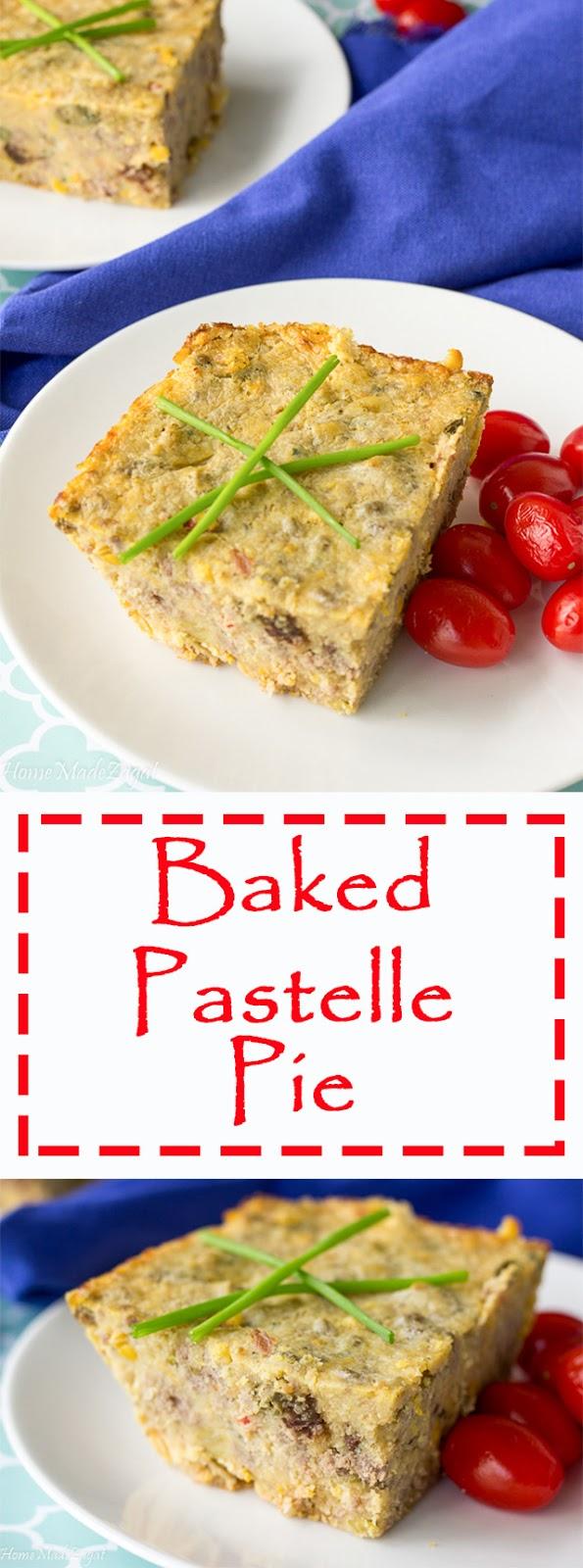 Pastelle Pie