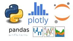 Data Science with Plotly, NumPy, Matplotlib, and Pandas
