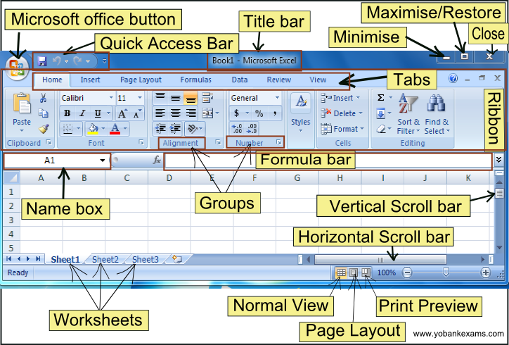 Image result for microsoft excel tutorials