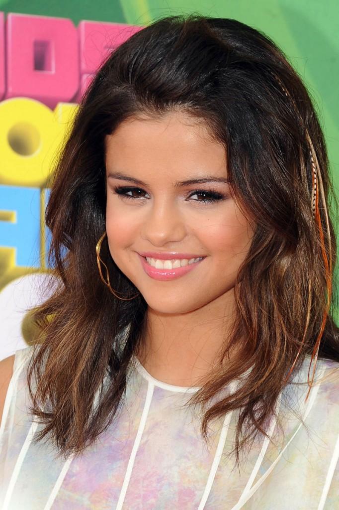 Selena Gomez Hairstyle Now