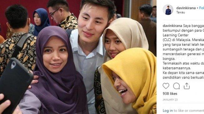 """Di Kuala Lumpur, Davin Kirana """"Kasus Suara Tercoblos"""" Raih Suara Terbanyak"""