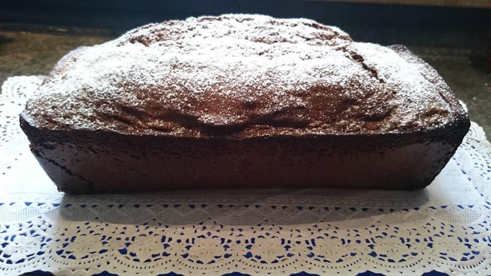 Mandel Schoko Kuchen Ratz Fatz Leckeres Aus Gertrauds Kuche