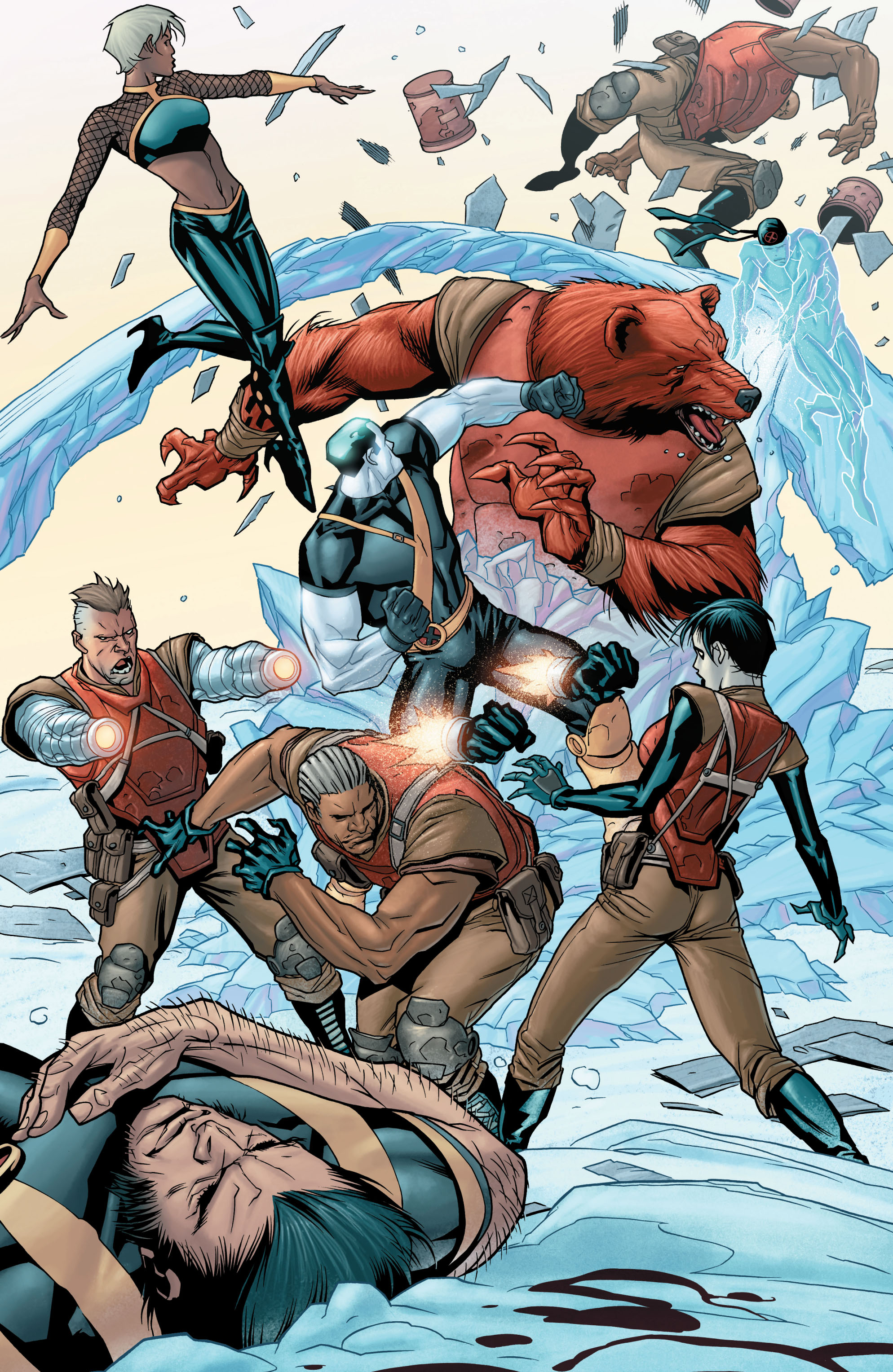 Read online Ultimate X-Men comic -  Issue #77 - 18