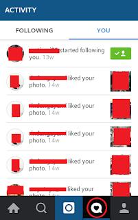 menggunakan instagram dengan mudah