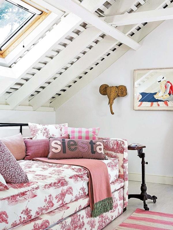 Una camera per tre al femminile case e interni for 4 piani casa di campagna camera da letto