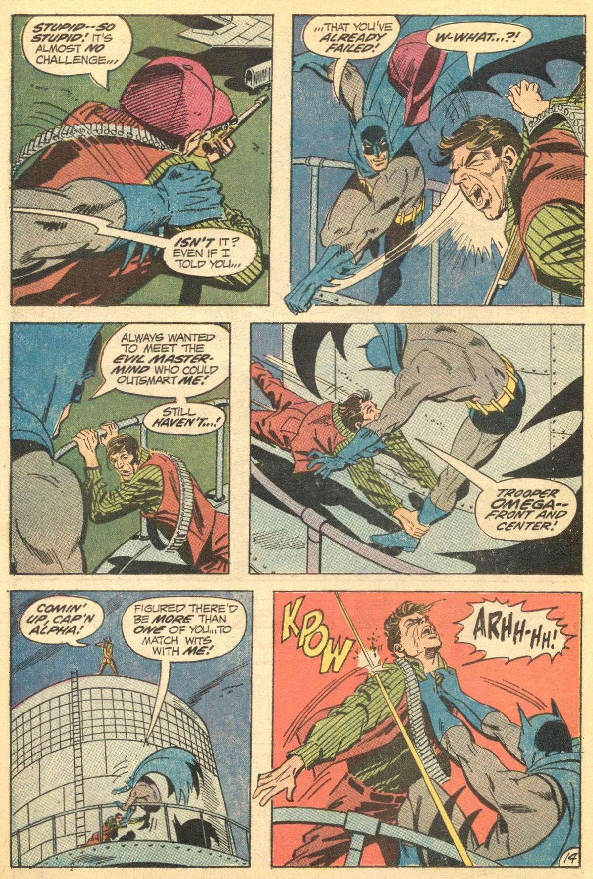 Detective Comics (1937) 423 Page 17