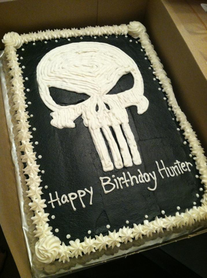 Sweet Treats By Susan Punisher Cake