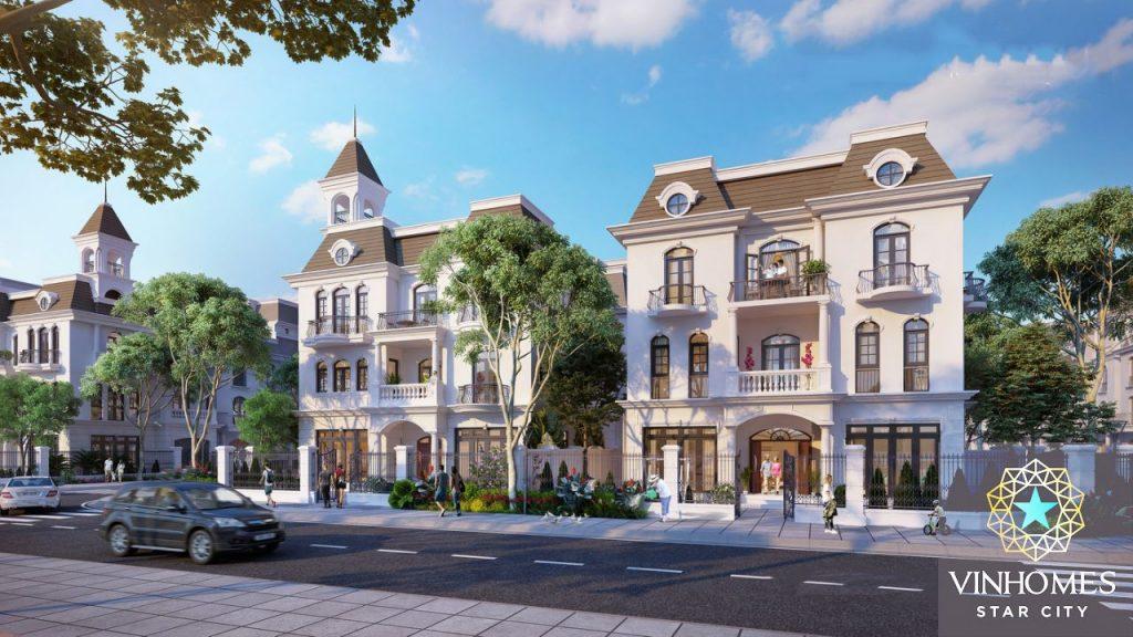Sống nghỉ dưỡng với biệt thự đơn lập Vinhomes Star City Thanh Hóa