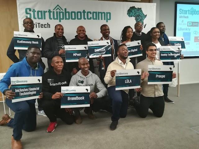 AfriTech Startupbootcamp  2019