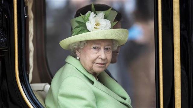 Queen Elizabeth II  misses New Year event due to poor health
