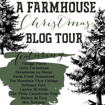 Christmas Tour Blog Hop