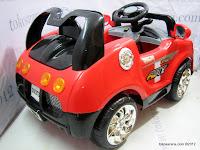 4 Mobil Mainan Aki DoesToys DT95 G Power Star Art