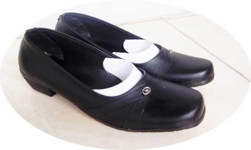 Model sepatu pantofel Wanita untuk Kerja pertama
