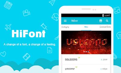 Cara Mengganti Font Android dengan Aplikasi Font Terbaik 2016