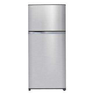 الثلاجة توشيبا 25 قدم 2 باب سعة 657 لتر