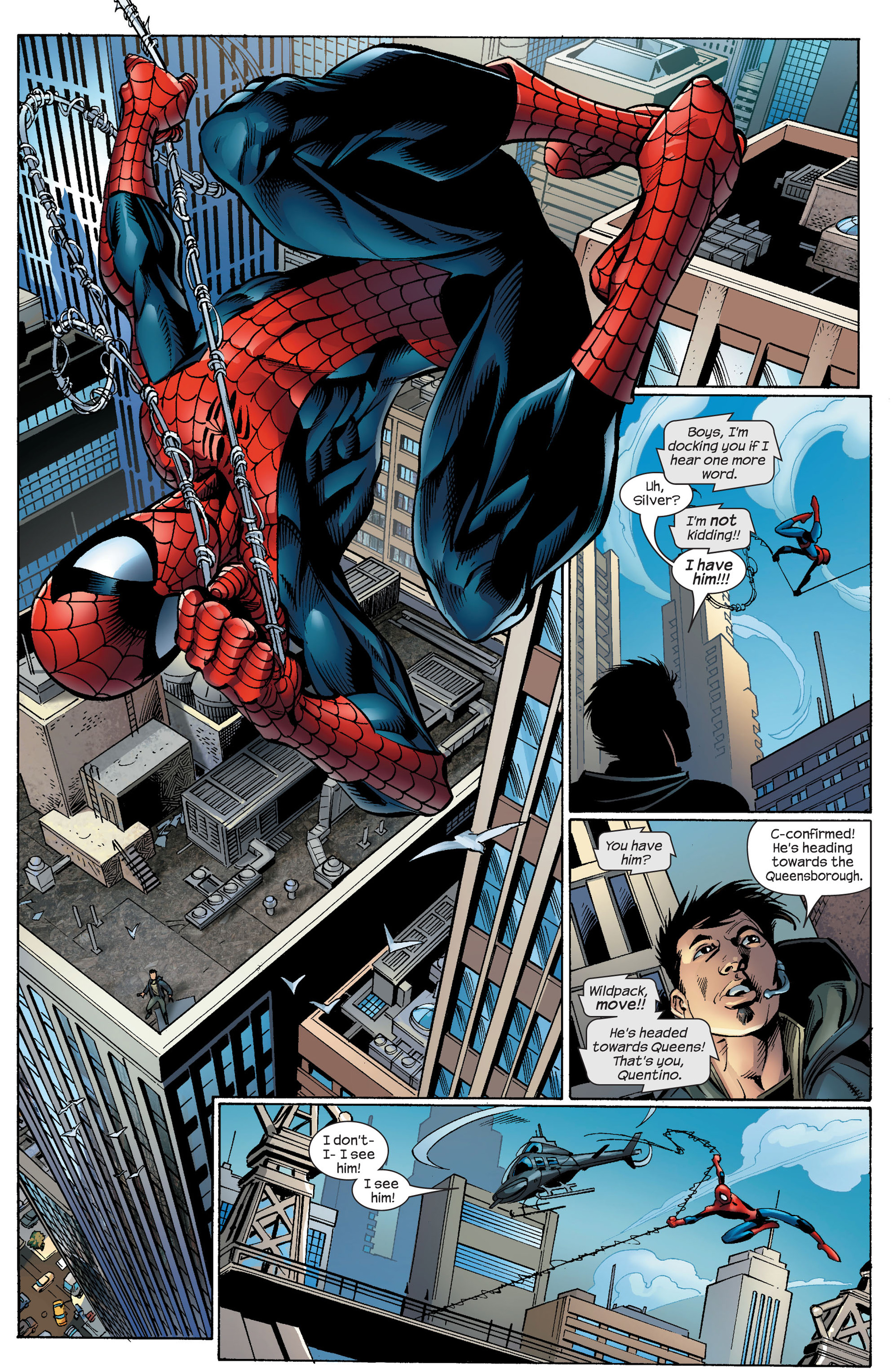 Read online Ultimate Spider-Man (2000) comic -  Issue #86 - 15