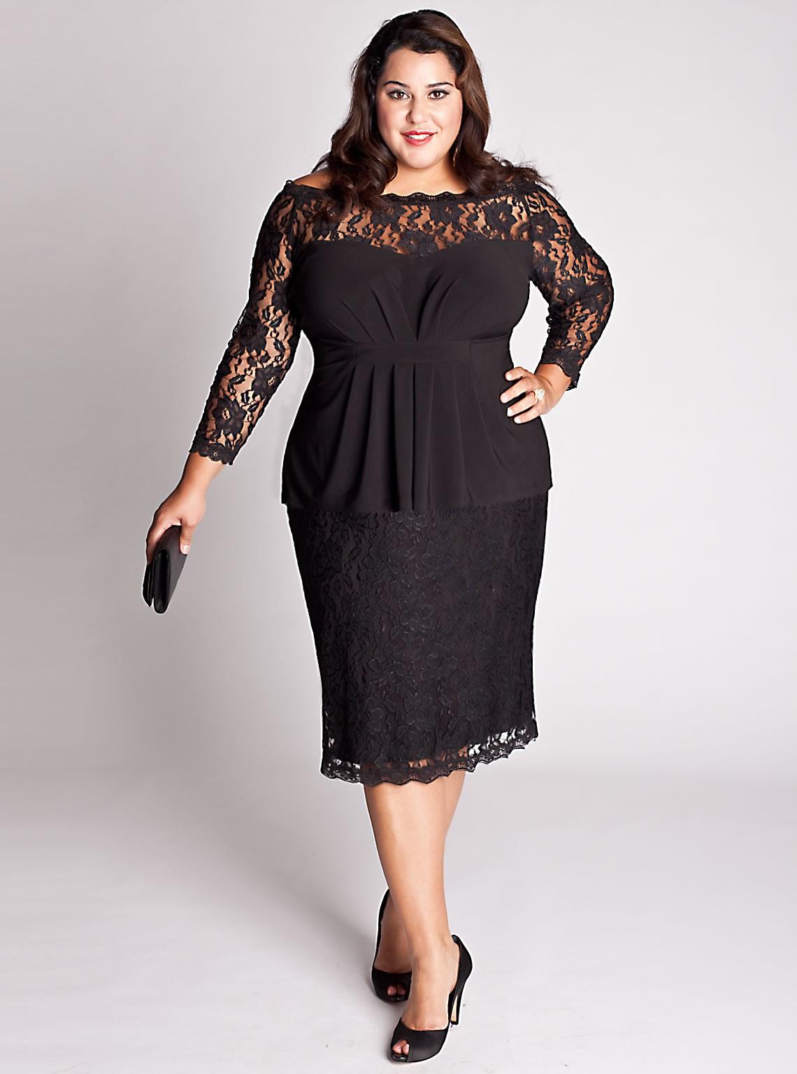 Latest Fashionable Dresses: Pick Plus Sized Dresses That ...