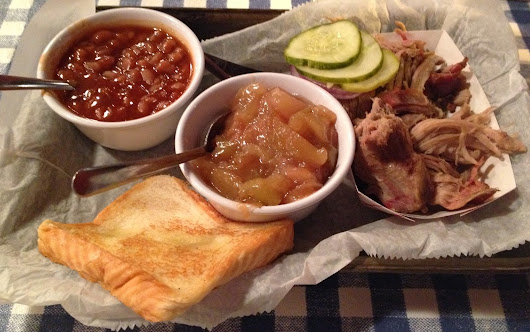 The Search for Louisville Barbeque: Mark's Feed Store
