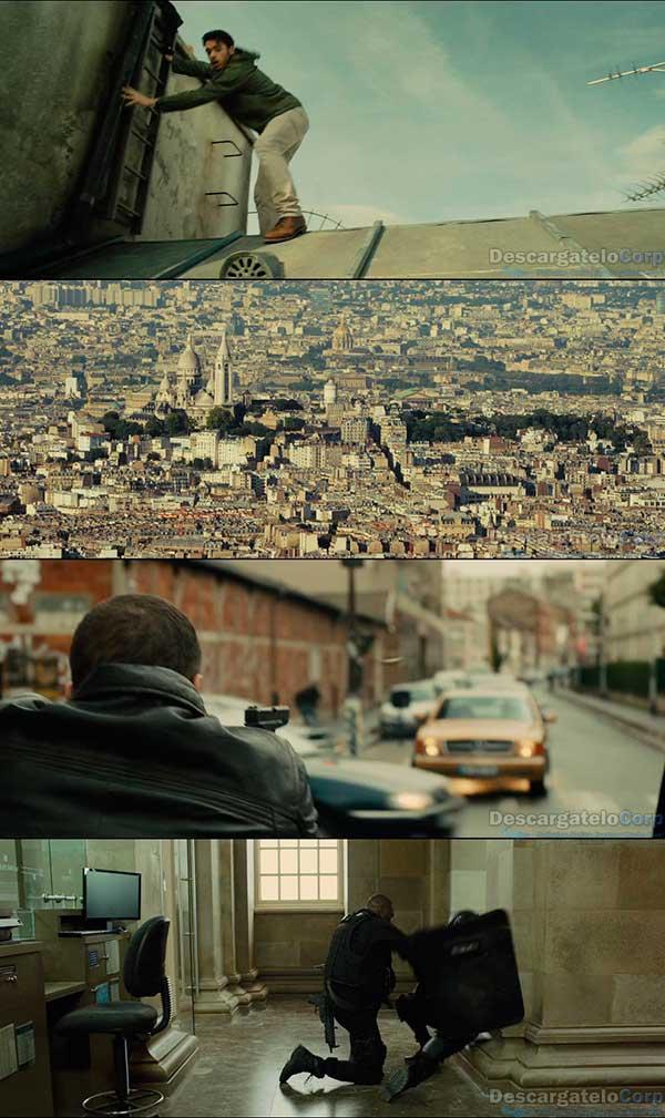 Atentado en Paris HD 720p Español Latino
