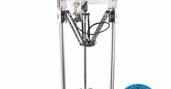 Rostock MAX V2 3D Printer Review and Driver Download
