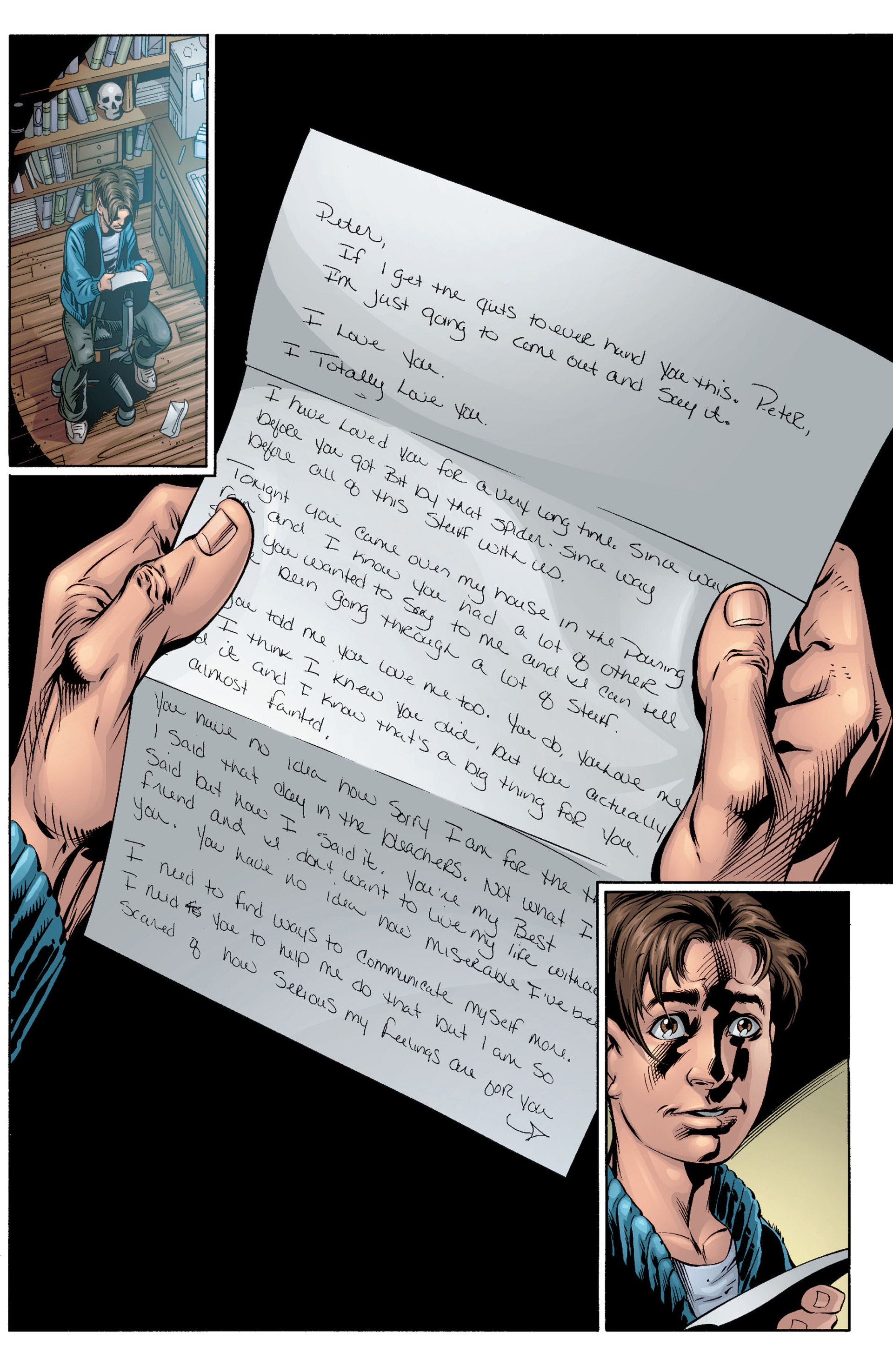 Read online Ultimate Spider-Man (2000) comic -  Issue #41 - 13