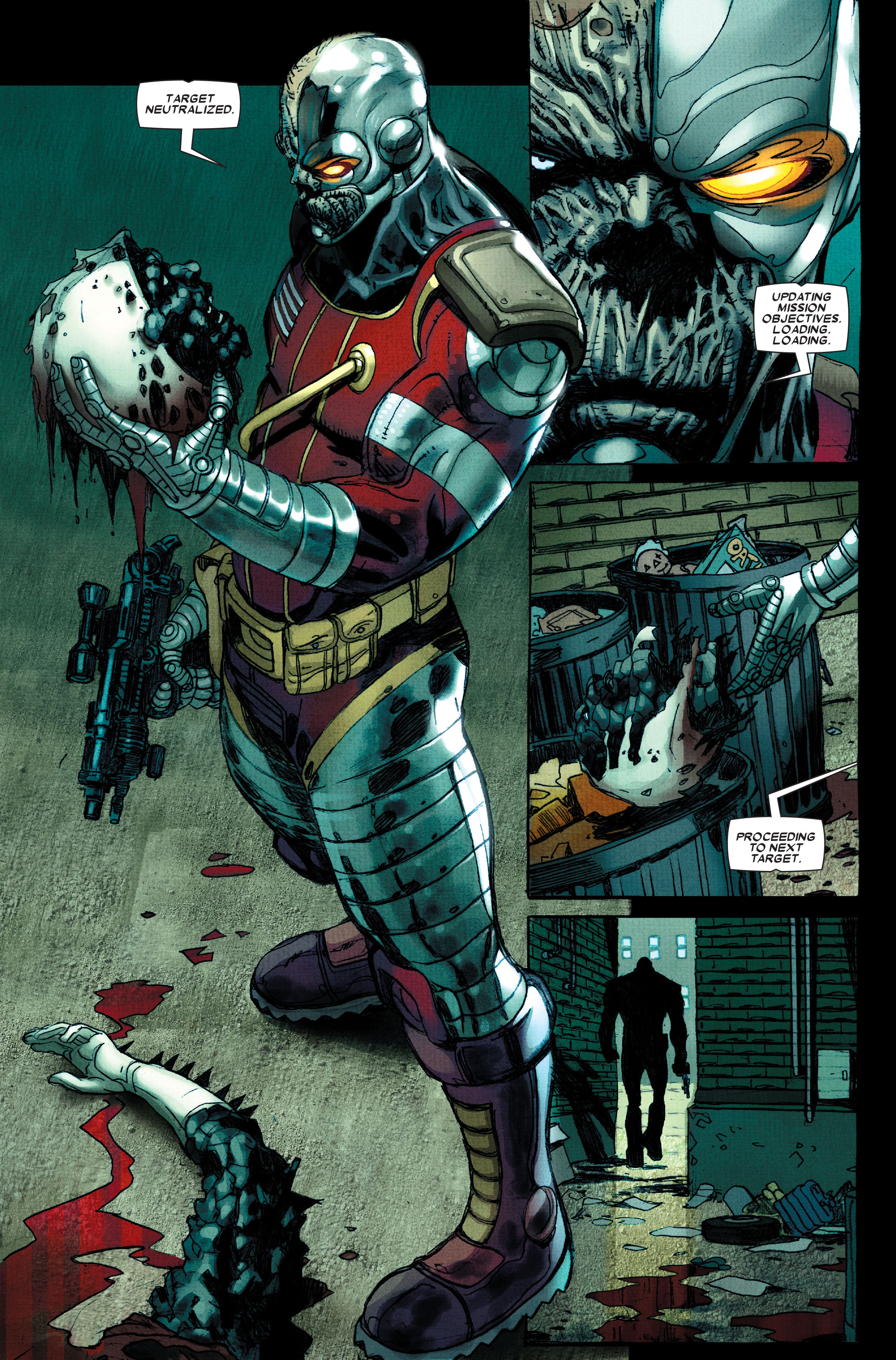 Read online Wolverine: Weapon X comic -  Issue #11 - 7
