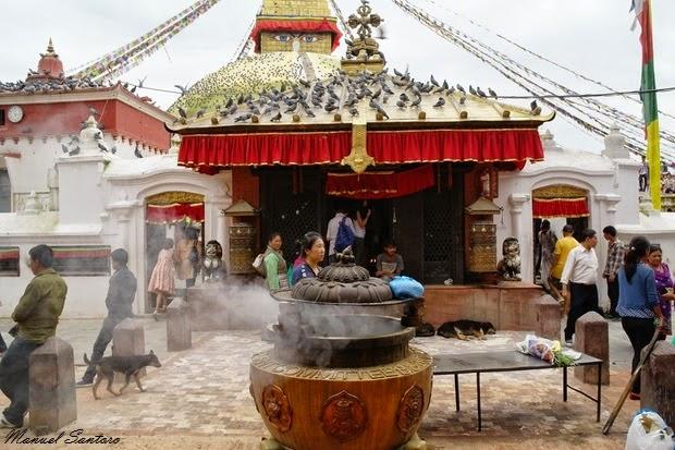 Bodhnath, santuario di Hariti