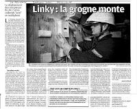 Page 1 du journal la Provence