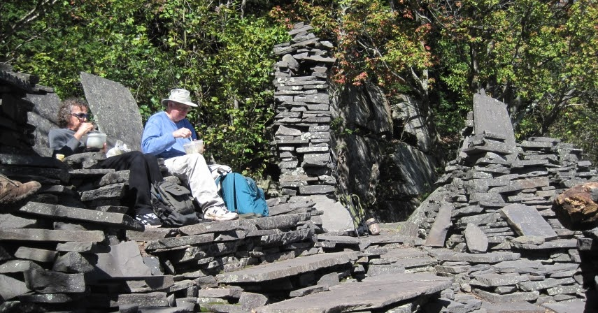 No Rocking Chair For Me Hiking Dibble S Quarry And