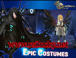 Dragon Nest : Saint Haven APK Mod English For Android