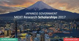 2017 Japanese Government Scholarship