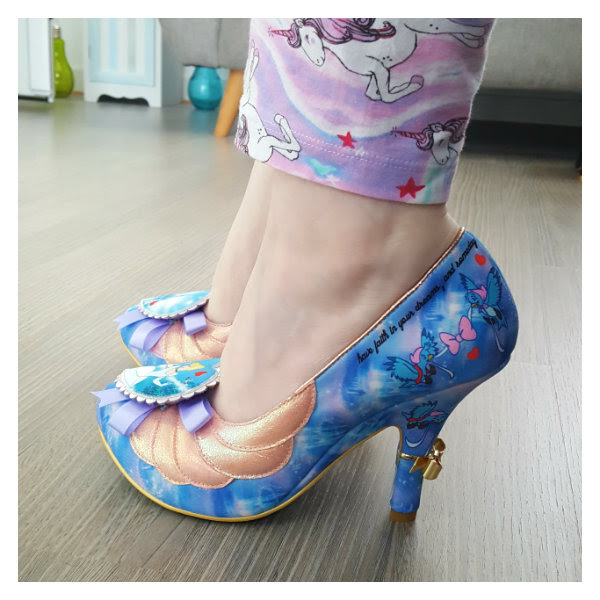 wearing faith in dreams irregular choice